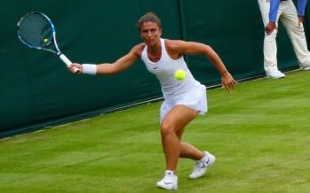 WIMBLEDON : Sara Errani bye bye Wimbledon