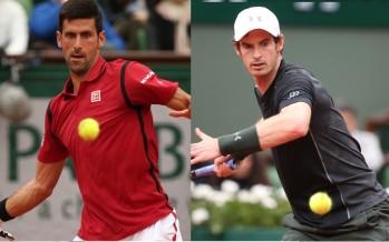 Roland Garros: Finale Djokovic-Murray, il favorito è Novak