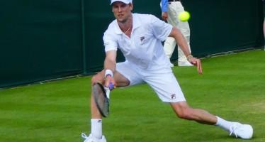 WIMBLEDON : Milos Raonic troppo forte per Andreas Seppi