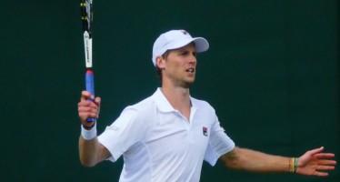 ATP 500 VIENNA ; Subito fuori Andreas Seppi