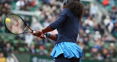 ROLAND GARROS : Serena Williams soffre, ma vince