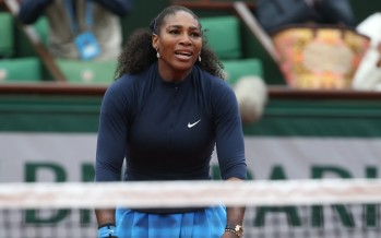 "Serena Williams e lo ""scrappy"" tennis"