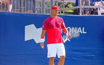 Fabio Fognini avanti a Toronto. In barba al jet lag