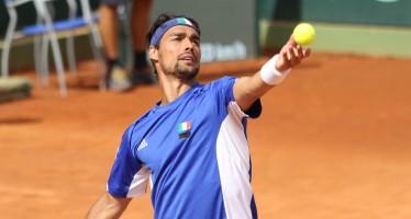 ATP 250 MOSCA : Fognini spazza via Ramos-Vinolas è semifinale.