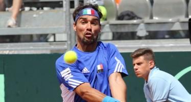 ATP 250 SAN PAOLO : Passano Fognini e Giannessi, ancora un derby italiano per i quarti di finale