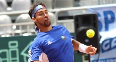 ATP 250 MOSCA : A Fognini il derby con Lorenzi