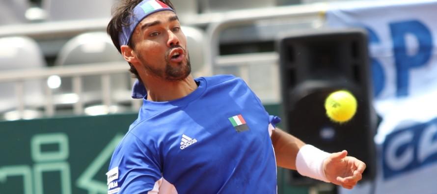 ATP 250 SAN PAOLO : Fognini ai quarti di finale