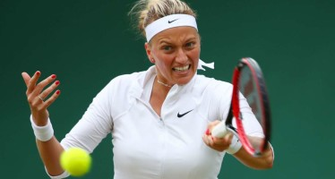 WIMBLEDON: fuori Petra Kvitova! Soffrono Kerber e Safarova