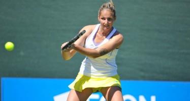 WTA CINCINNATI : Titolo alla Pliskova, sfuma il numero uno per la Kerber