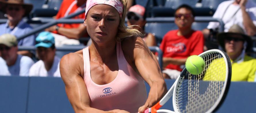 WTA LUGANO : Camila Giorgi in campo alle 10