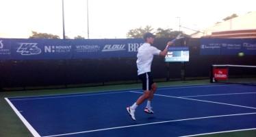 ATP WINSTON SALEM : Seppi eliminato da Struff
