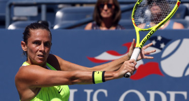 US OPEN : Roberta Vinci centra i quarti di finale