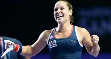 WTA FINALS : La prima volta di Cibulkova