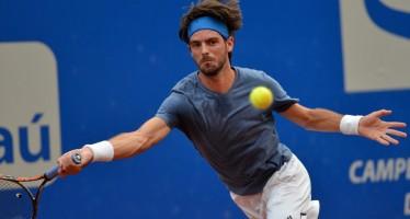 ATP 250 STOCCOLMA : Elias elimina Monfils