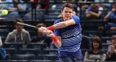ATP BRISBANE : Ciclone Raonic, eliminato Nadal