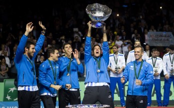 Finale Davis : Storica vittoria per l'Argentina,  da Delbonis il punto decisivo