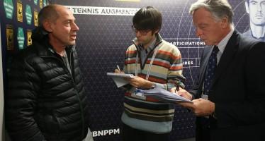 """BNP PARIBAS MASTERS : Corrado Barazzutti """"Dietro ai titolari c'è un gruppo di giovani che sta crescendo"""""""