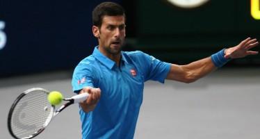 BNP PARIBAS MASTERS : Novak Djokovic in scioltezza su Gilles Muller