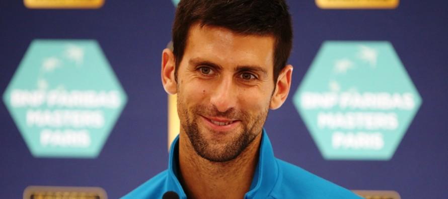 "BNP PARIBAS MASTERS : Novak Djokovic ""Marin ha meritato di vincere"""