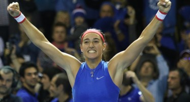 FED CUP 2016 : Caroline Garcia batte anche Pliskova, Francia in vantaggio 2-1