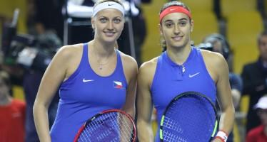 FED CUP 2016 : Carolina Garcia contro Petra Kvitova per rimettere la Francia in parità