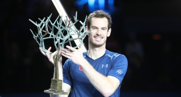 Andy Murray diventa Sir