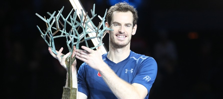 Andy Murray diventa Sir