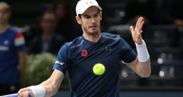 Barclays ATP World Tour Finals : Andy Murray si qualifica per le semifinali
