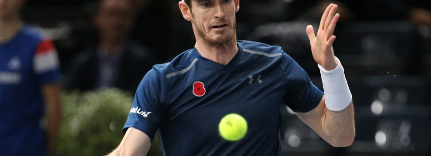Barclays ATP World Tour Finals : Andy Murray si qualifica per le semifinali