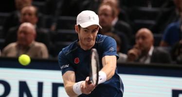 ATP DOHA : Andy Murray 25esima vittoria consecutiva, fuori Giannessi