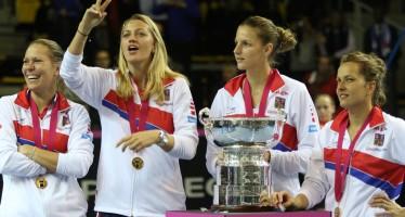 FED CUP 2016 : Decima Fed Cup per la Repubblica Ceca