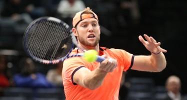 ATP AUCKLAND  : Jack Sock in semifinale, esce Isner