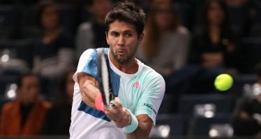 DOHA : Verdasco elimina Goffin, Djokovic facile con Zeballos