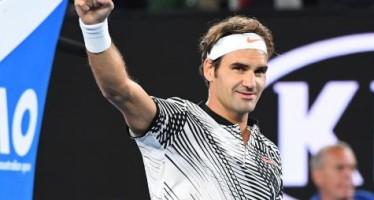 AUSTRALIAN OPEN: Federer, che rimonta! Lo svizzero piega Nishikori e vola ai quarti