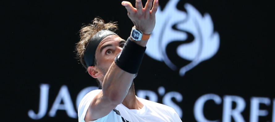 AUS OPEN : Bene Nadal e Raonic, Djokovic elimina Verdasco