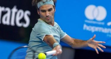 Australian Open: Roger Federer vince senza il dritto, Seppi rimonta Kyrgios