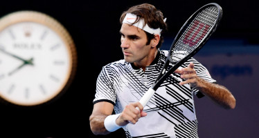 MIAMI : Roger Federer annulla 2 match-point e supera Berdych
