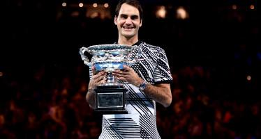 AUS OPEN :  Federer trionfa a Melbourne, dominato Nadal in 5 set