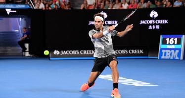 Roger Federer come un'esperienza scientifica: il rovescio e le sue ali