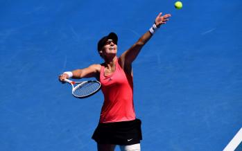 AUS OPEN : Il momento magico di Mirjana Baroni-Lucic : semifinale