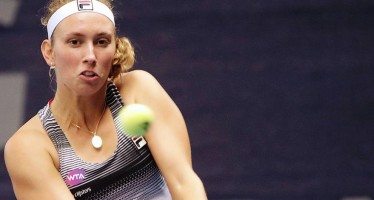 WTA HOBART: Vickery e Mertens gara a chi si ritira prima