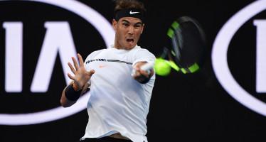 AUS OPEN :  Super Nadal in finale, Dimitrov cede al quinto