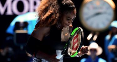 AUS OPEN :  Non è un torneo per giovani