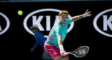 AUSTRALIAN OPEN :  Stan Wawrinka in semifinale, annientato Jo-Wilfried Tsonga