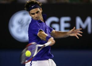 Federer il dritto