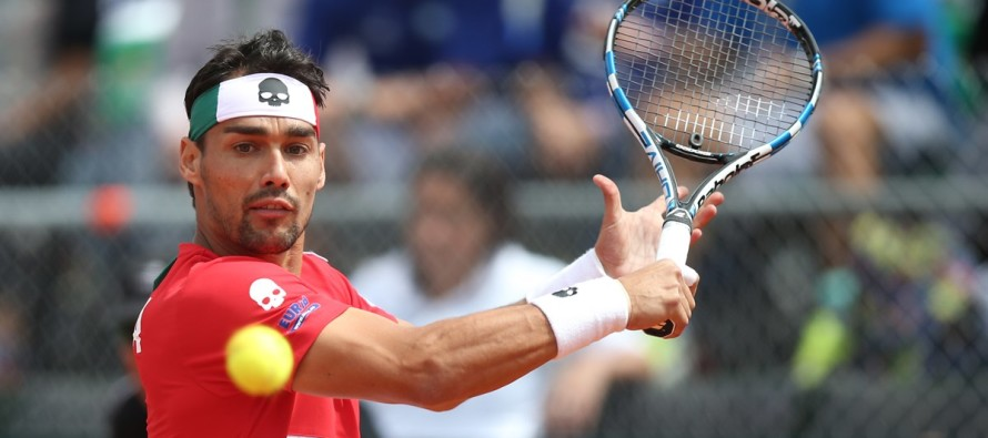 INDIAN WELLS : Fabio Fognini annienta Tsonga