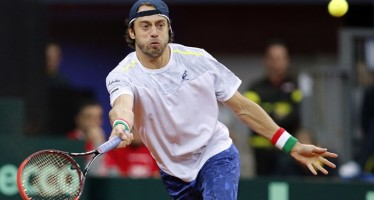 INDIAN WELLS : Paolo Lorenzi al secondo turno