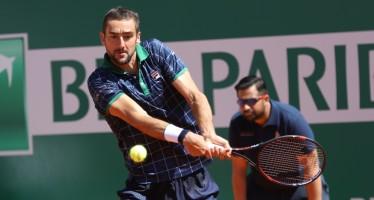 IBI 2017 : Marin Cilic dopo sei anni ai quarti di finale