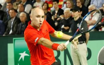 COPPA DAVIS : Belgio in finale Darcis conquista il punto decisivo