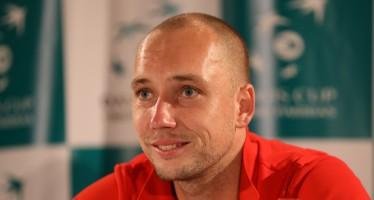 """COPPA DAVIS BELGIO-ITALIA 1-0 : Steve Darcis """"Mi piace giocare per il mio paese"""""""